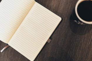 Book and Cup Header Image